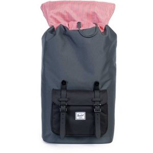 Little America Backpack front open