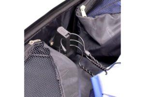 Rolling Garment Bag Hanger