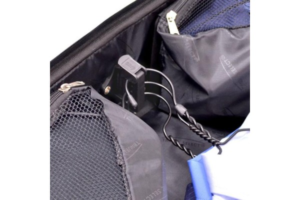 Travel Select Rolling Garment Bag Review Gear Addict