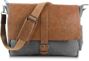 Vetelli laptop shoulder bag