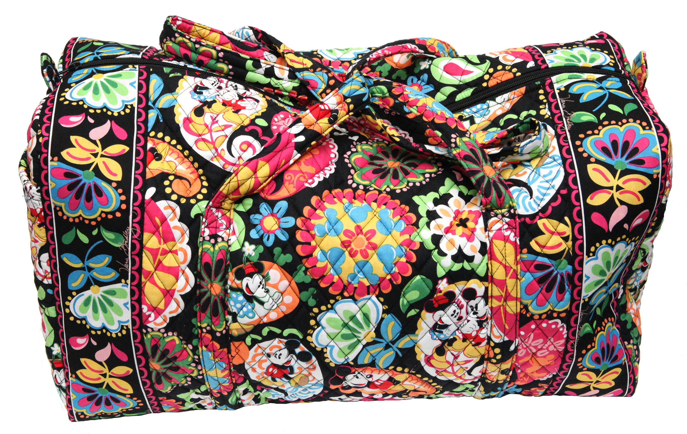 Vera Bradley Large Duffel Review Travel Bag
