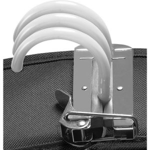 wallybags garment bag lock