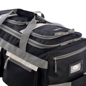 Olympia 22 inch duffel bag top