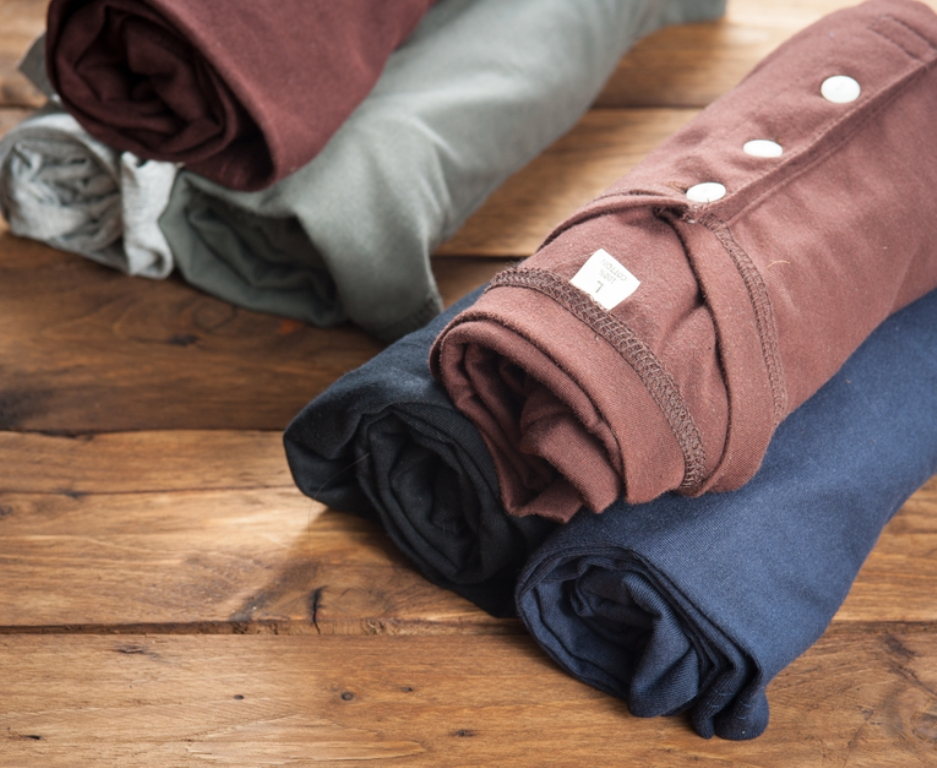 rolled t shirts