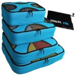 Shacke Pak 4 Piece Packing Cubes