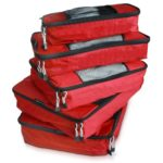 TravelWise 5 Piece packing cubes