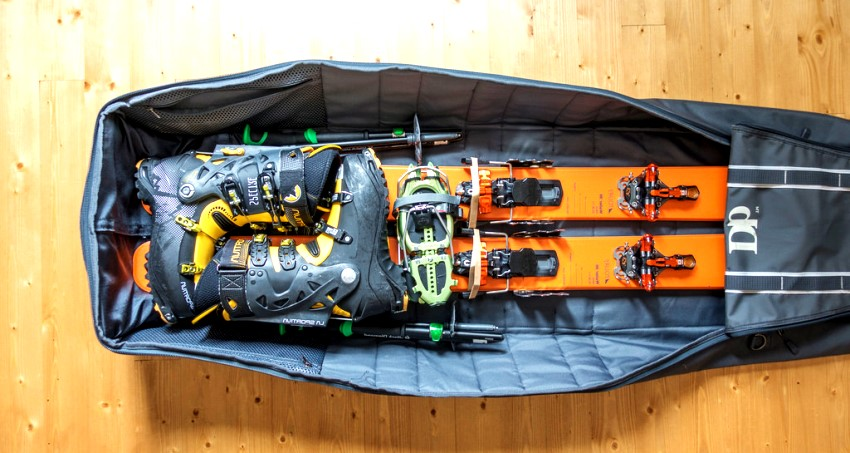 Find the best ski bags for air travel 19c94ee4f0f7b
