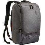 Grey eBags Slim Laptop Backpack